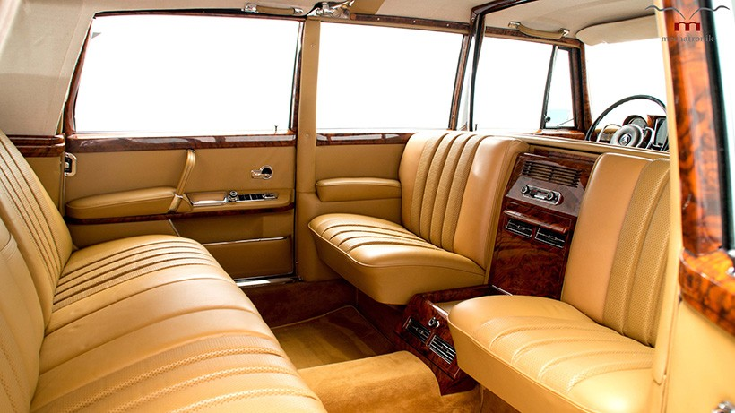 This Mercedes-Benz 600 Pullman Landaulet Is Fit for a ...