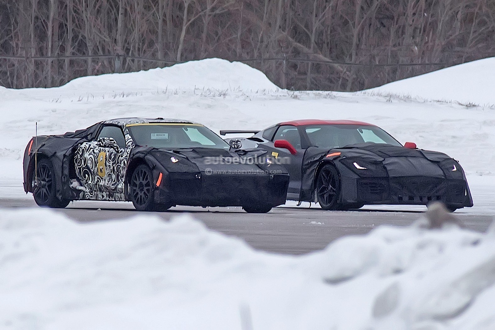 Mid-Engined 2019 Chevrolet Corvette (C8) to Debut at 2018 ...