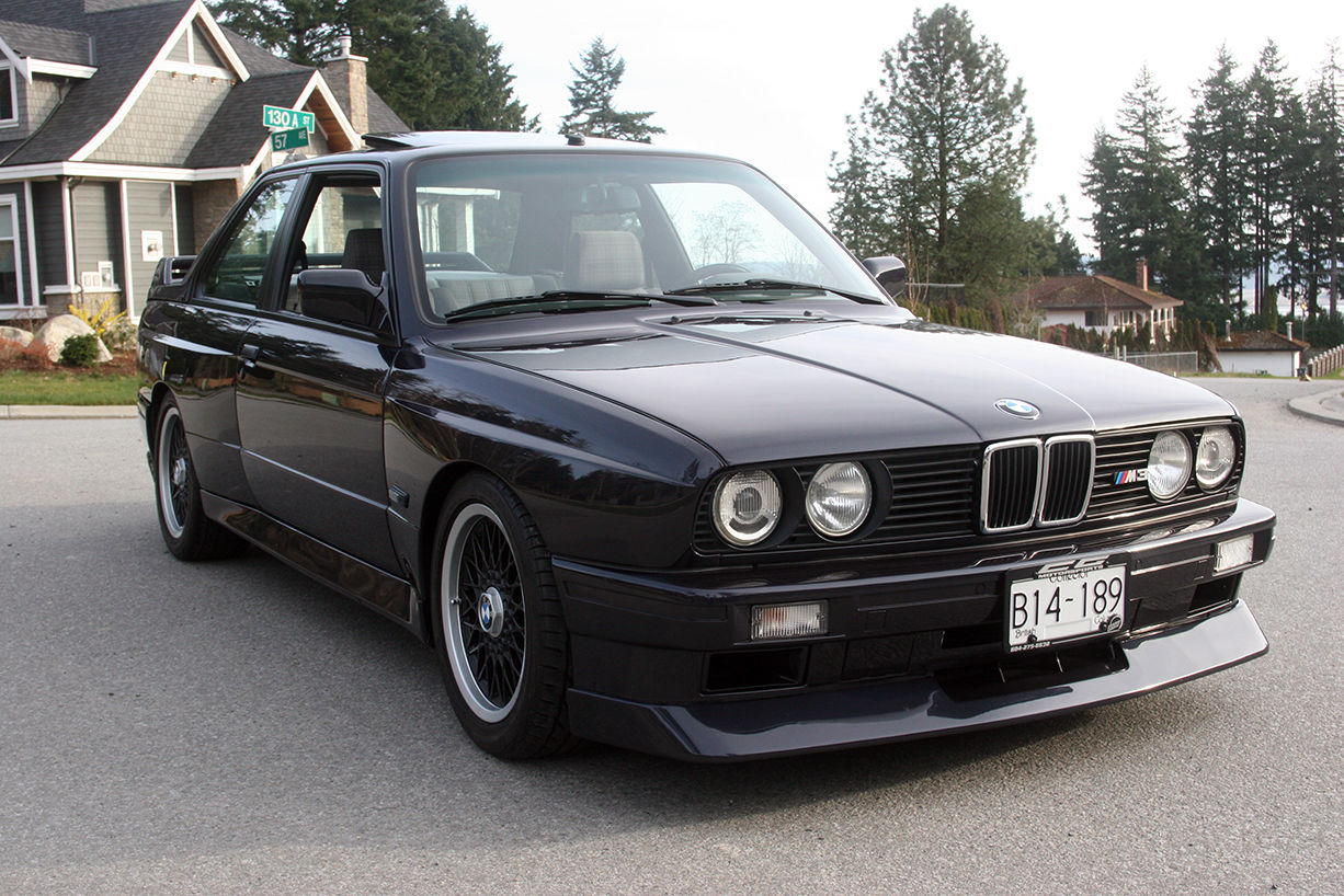 this rare 1988 bmw e30 m3 evo ii costs 100 000 autoevolution. Black Bedroom Furniture Sets. Home Design Ideas