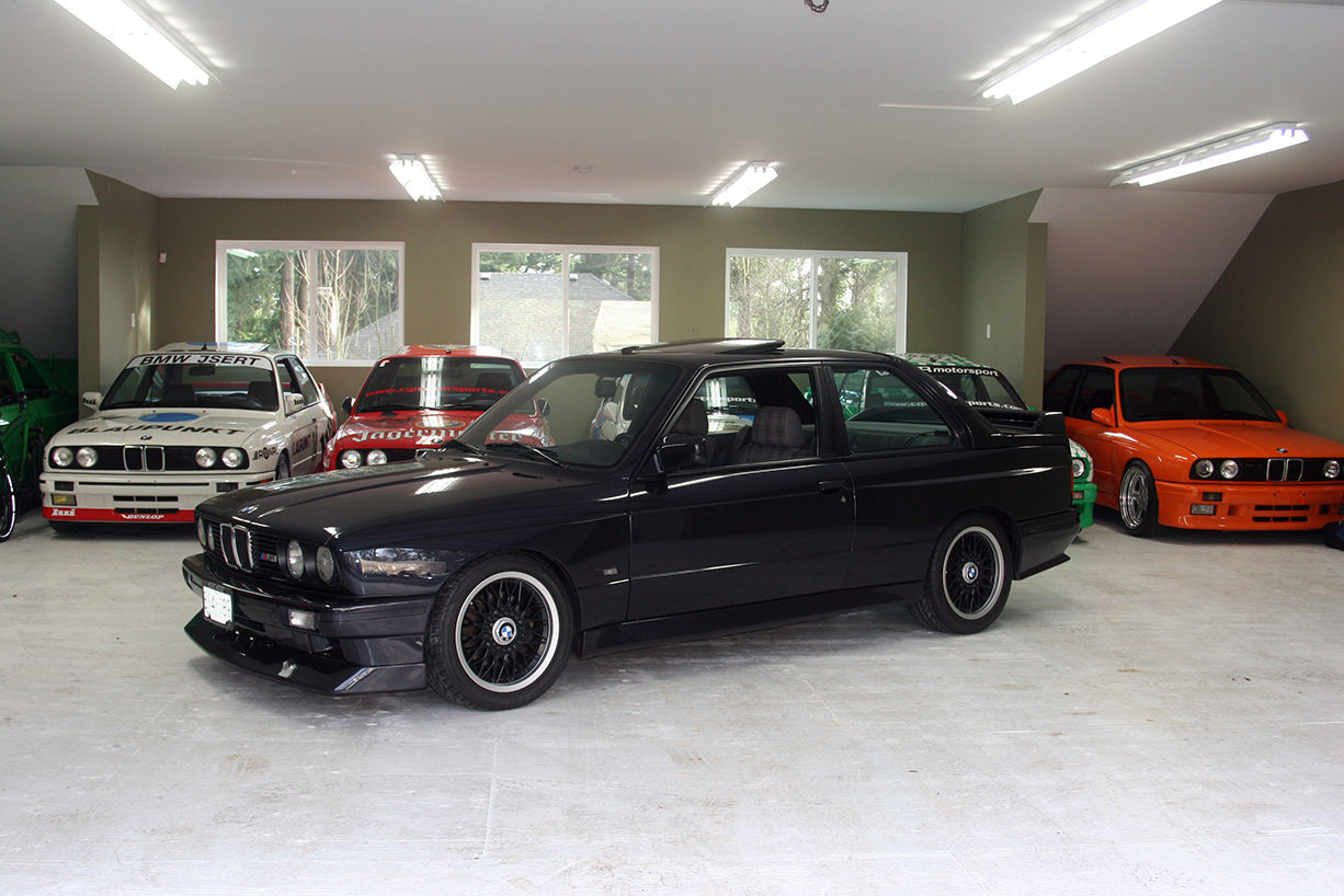 this rare 1988 bmw e30 m3 evo ii costs 100 000 autoevolution. Black Bedroom Furniture Sets. Home Design Ideas