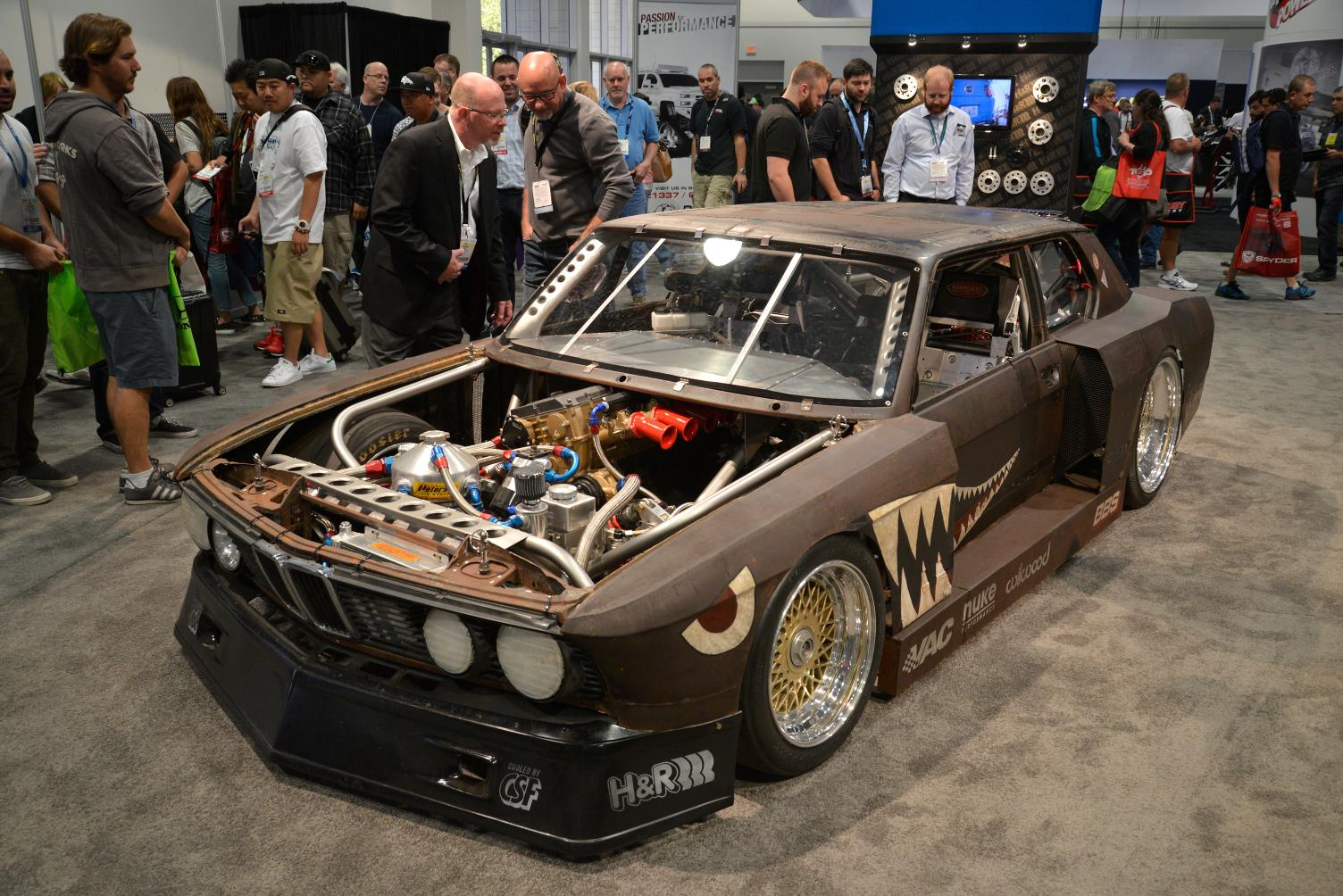 Toms Auto Body >> This Rusty Old BMW E28 5 Series Is Actually a Race Car - autoevolution