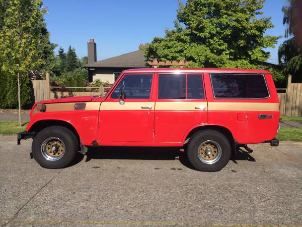 This Toyota Fj55 Moose Can Be Yours For 3 100 Autoevolution