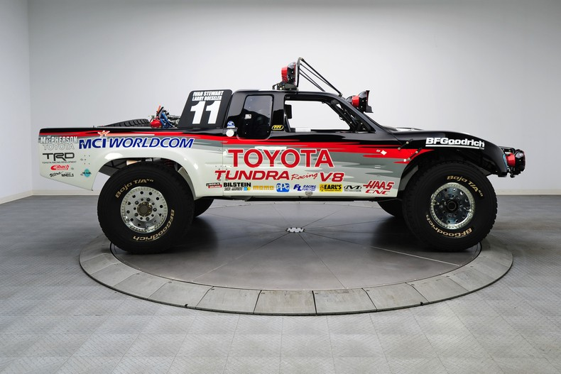 This Toyota Tundra Trophy Truck Won The Baja 500 Four
