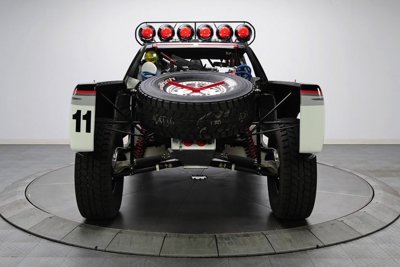 This Toyota Tundra Trophy Truck Won the Baja 500 Four ...