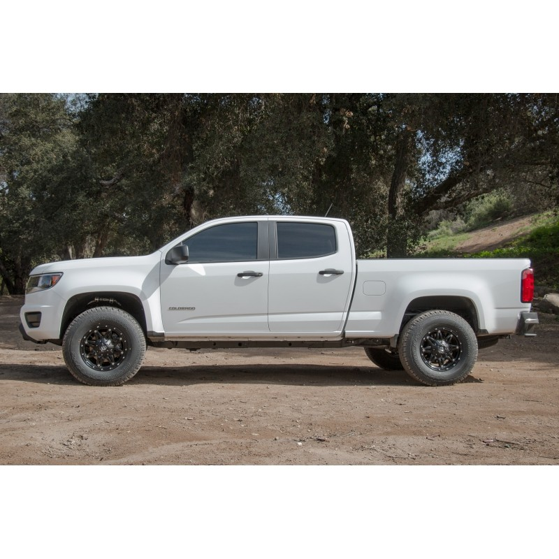 Colorado Zr2 Lifted: This Truck Is The Most Off-Road Capable 2015 Chevrolet