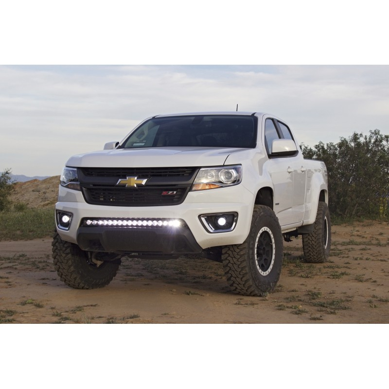 Lifted Chevy Colorado >> This Truck is the Most Off-Road Capable 2015 Chevrolet Colorado Yet - autoevolution