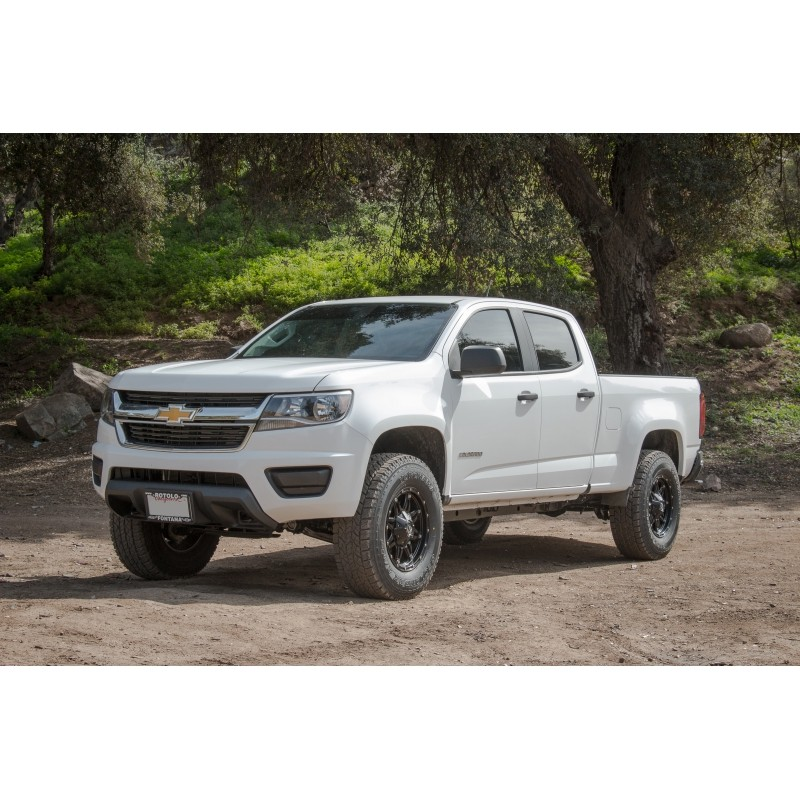 2018 Chevrolet Equinox Suspension: This Truck Is The Most Off-Road Capable 2015 Chevrolet