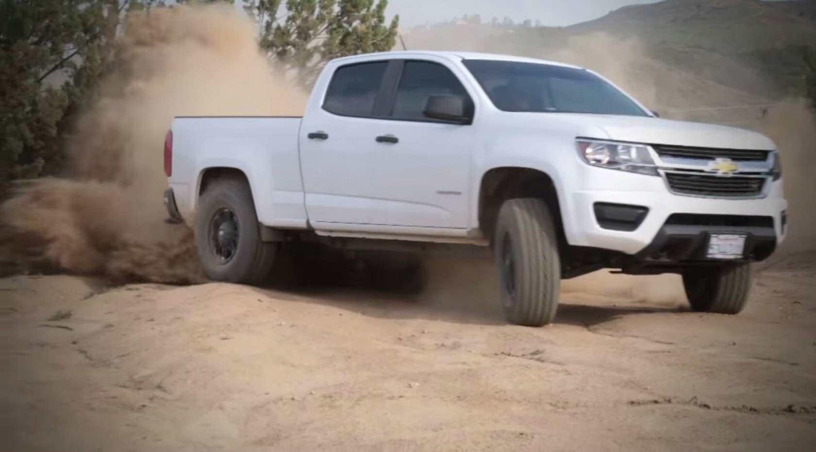 2016 Canyon Diesel >> This Truck is the Most Off-Road Capable 2015 Chevrolet Colorado Yet - autoevolution