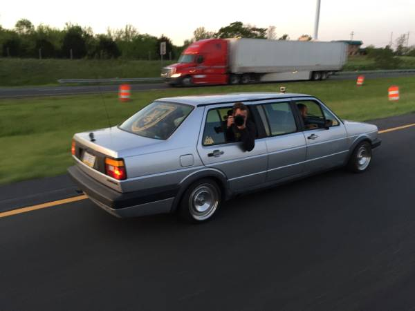 This Vw Jetta 6 Door Stretch Limo Will Change Your