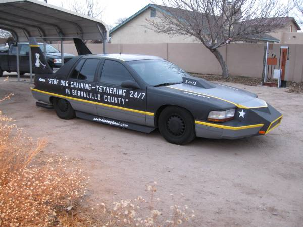This Wacky Buick Roadmaster Is Street Legal And Ready For
