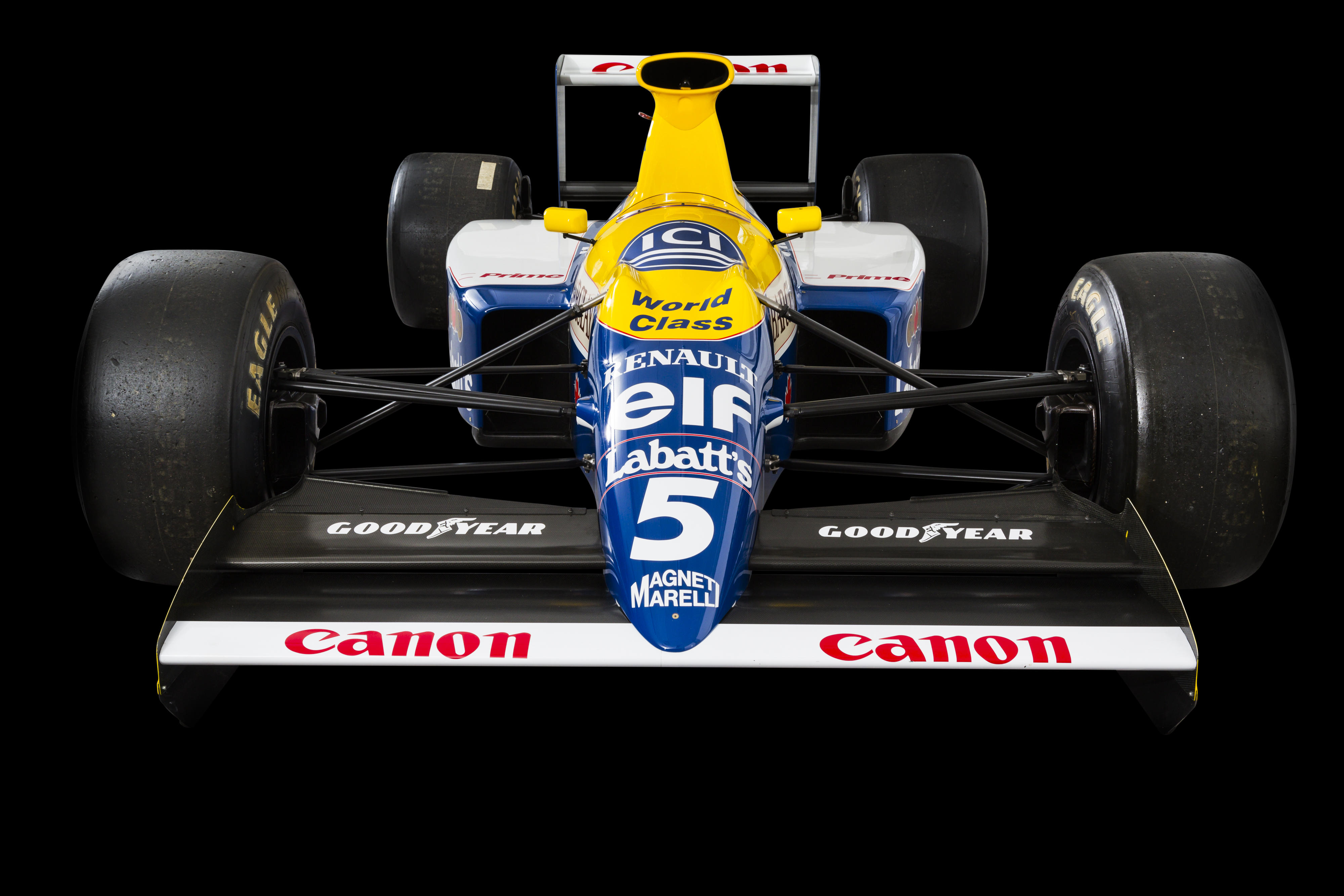 This Williams Formula 1 Car Can be Yours for Mercedes-Benz ...