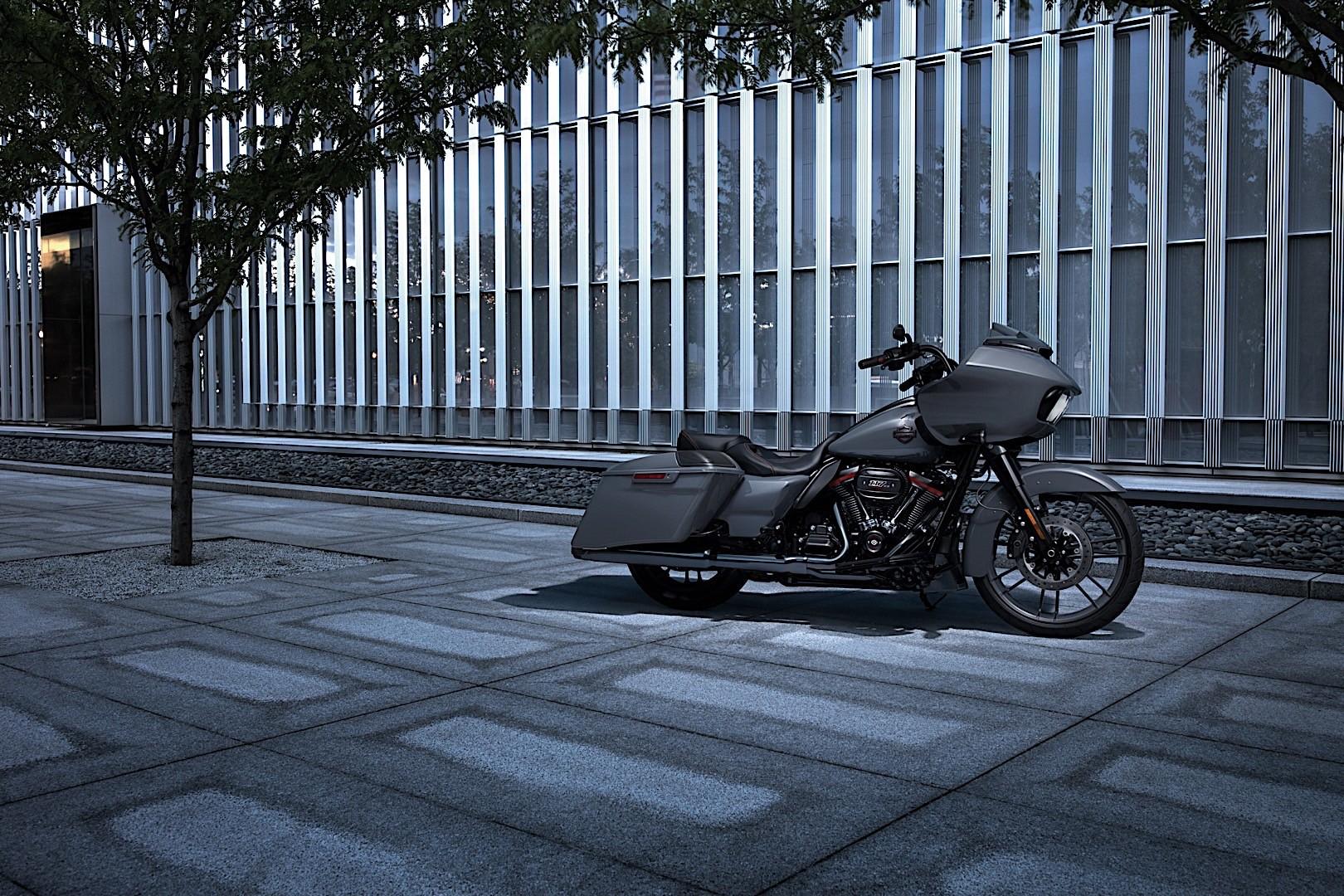 Three CVO Models Added to 2018 Harley-Davidson Lineup ...