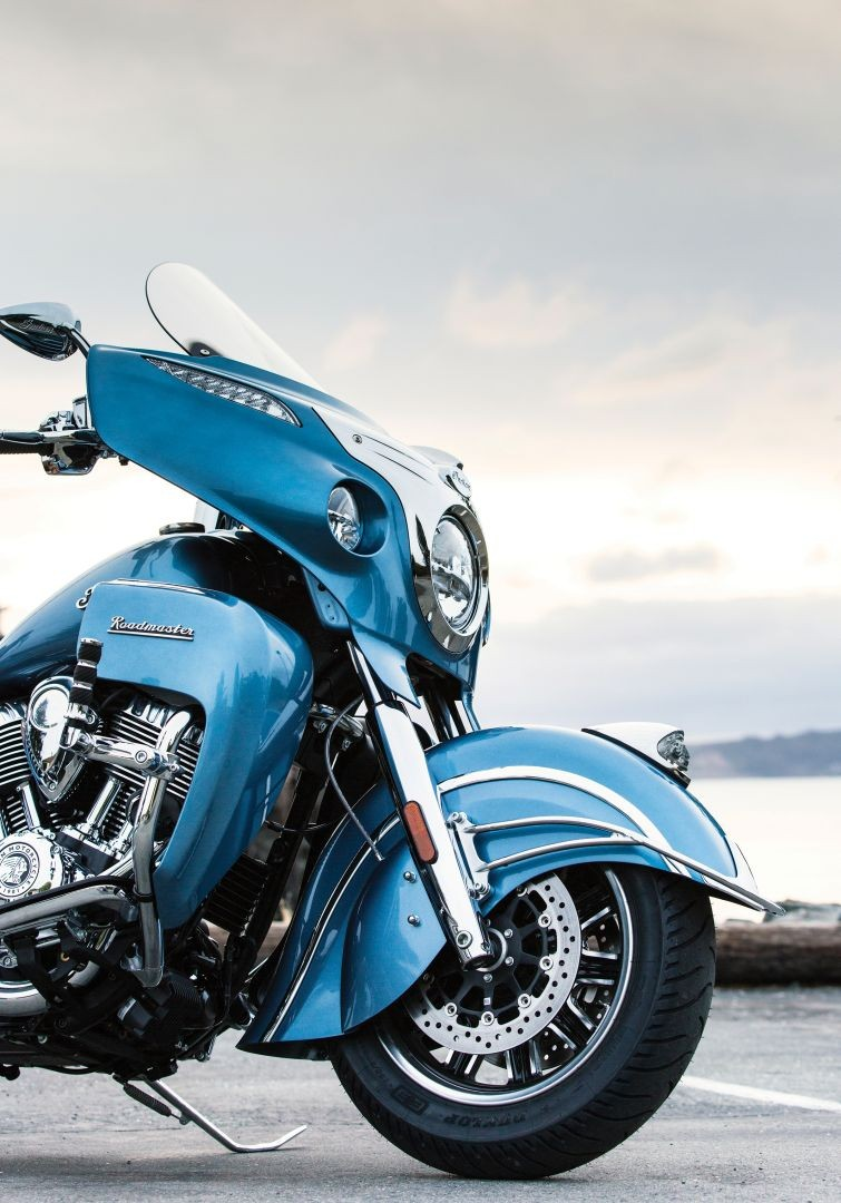 Three New Colors for the 2016 Indian Roadmaster, Prices ...