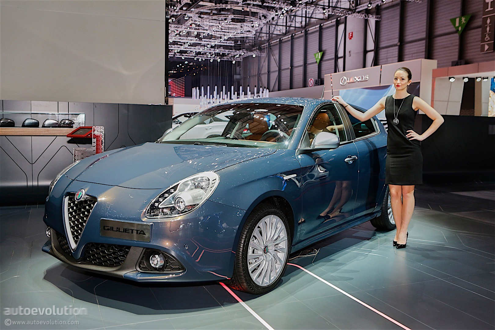 Alfa Romeo Price Usa >> Three Novelties at the Alfa Romeo Stand in Geneva, All Have Italian Flair - autoevolution