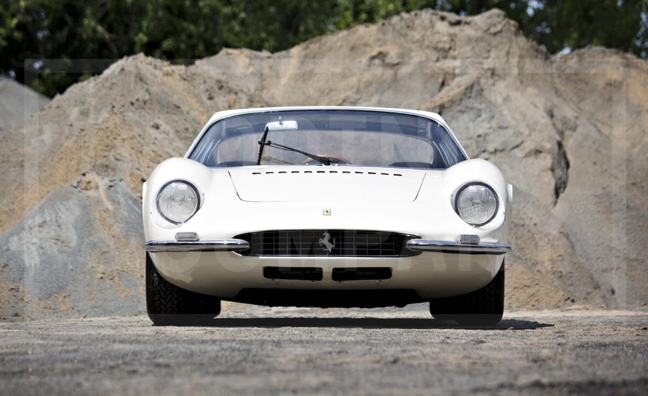 Three Seater Ferrari 365 P Berlinetta Speciale Heads To Auction Autoevolution