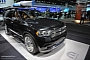 "Mopar Dodge Durango Citadel ""Black & Tan"""