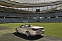 The new BMW 6 Series Convertible at the 2010 World Cup Stadium Cape Town