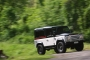 Land Rover Defender by Aznom and Romeo Ferraris photo
