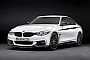 BMW F32 4 Series Coupe with M Performance Parts