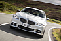 BMW F10 518d LCI First Drive Review