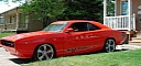 Chrysler 300C SRT8 becomes 1969 Dodge Charger
