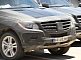 2012 Mercedes-Benz ML spyshots