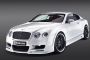 Hamann tuned Bentley Continental GT
