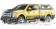 "2011 Ford Super Duty DeWALT Contractor ""Concept"""