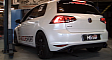 Golf 7 GTI Gets Non Resonated Bull-X Exhaust