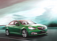 Green 2014 Holden VF Commodore