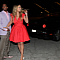 Mariah Carey Celebrates Anniversary in Ferrari California