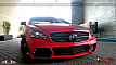 Mercedes CLS Wrapped by DBX