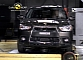 Mitsubishi ASX Euro NCAP crash test