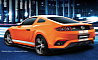 2015 Ford Mustang renderings