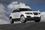 Saab 9-4X crossover photo