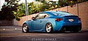 Low Blue Scion FR-S