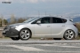 Opel Astra GSI side view