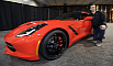 2014 Corvette Stingray Delivery to Super Bowl MPV