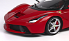 LaFerrari 1:18 scale model