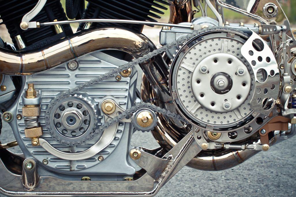 Thunderbike Painttless Amd World Champion Freestyle Bike
