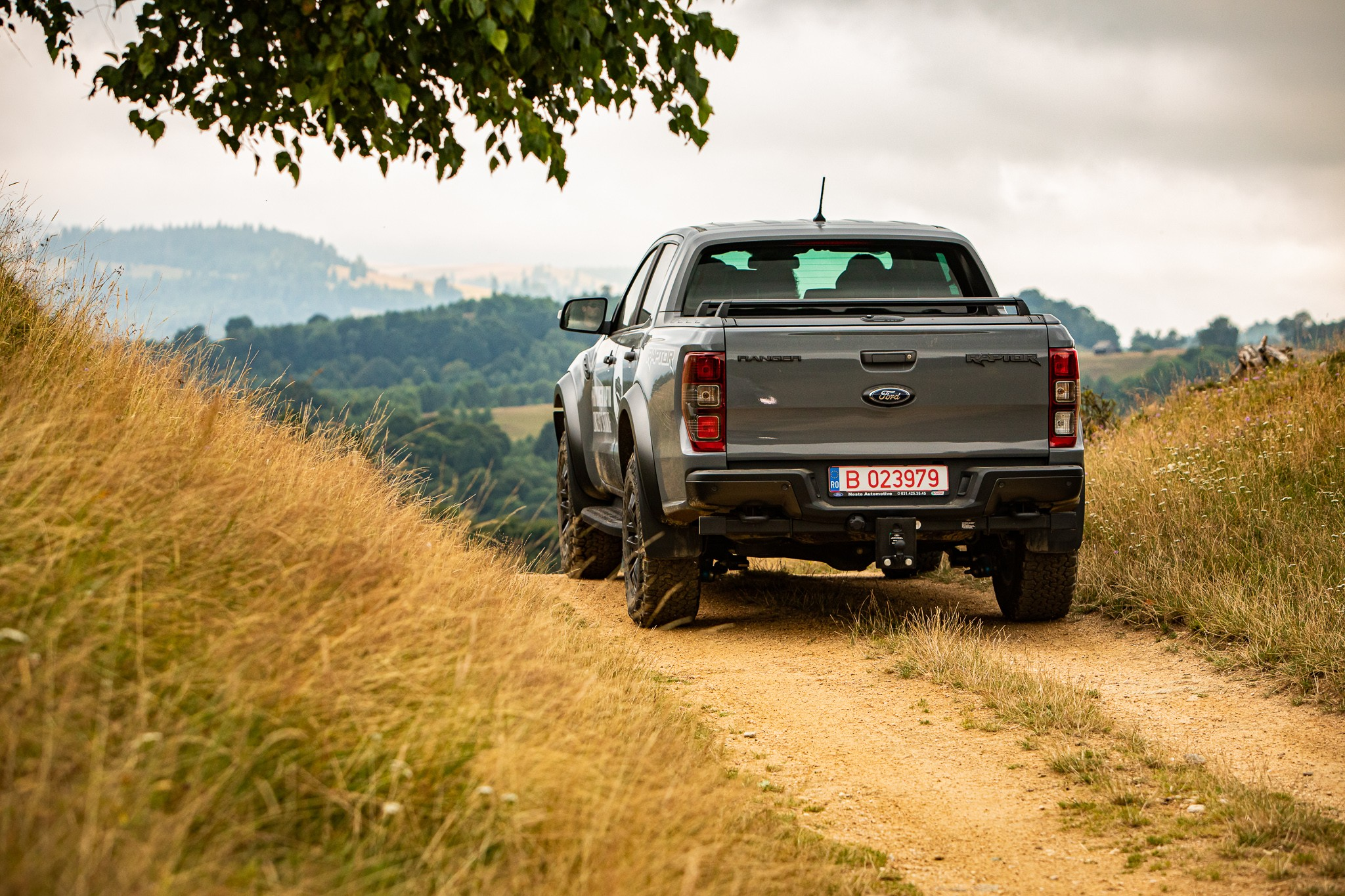 tickford says 2021 ford ranger raptor v8 special edition needs more power