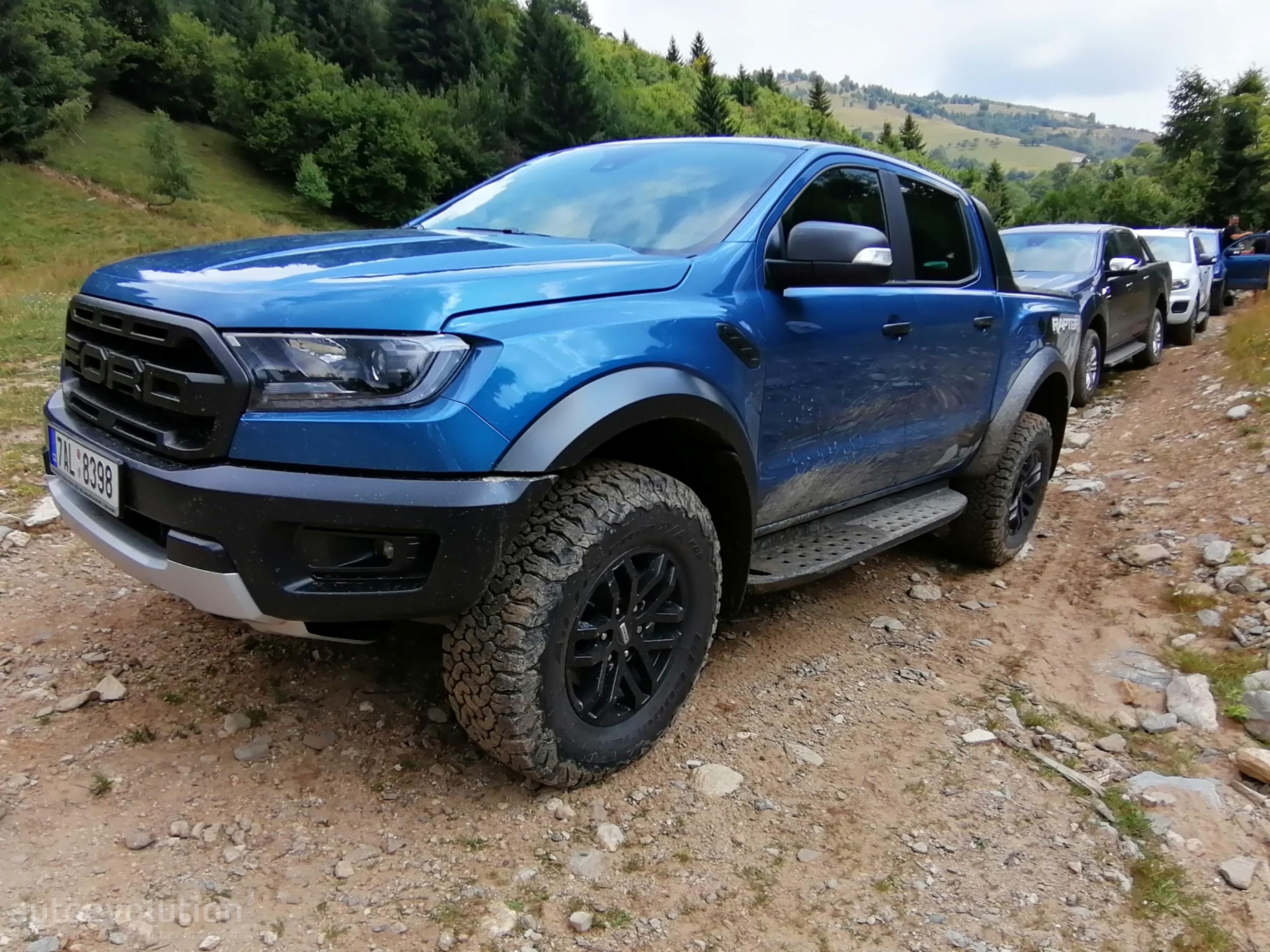 tickford says 2021 ford ranger raptor v8 special edition