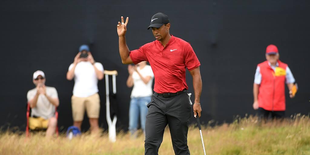 Tiger Woods Crash: Golfer Rolls Genesis GV80 SUV, Sustains ...