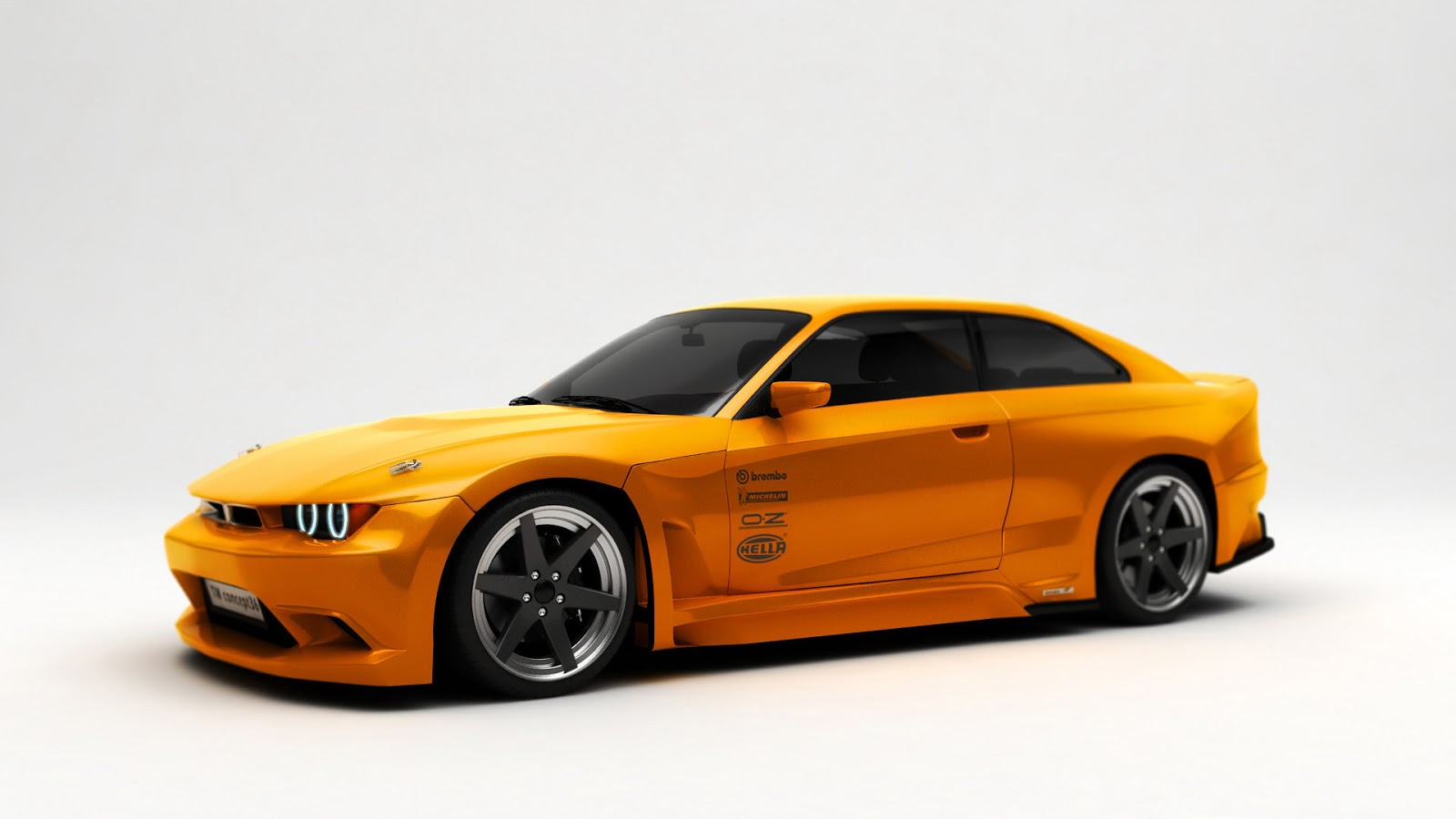 TMcars Wants to Turn Your BMW 3 Series E36 into a True Muscle Car ...