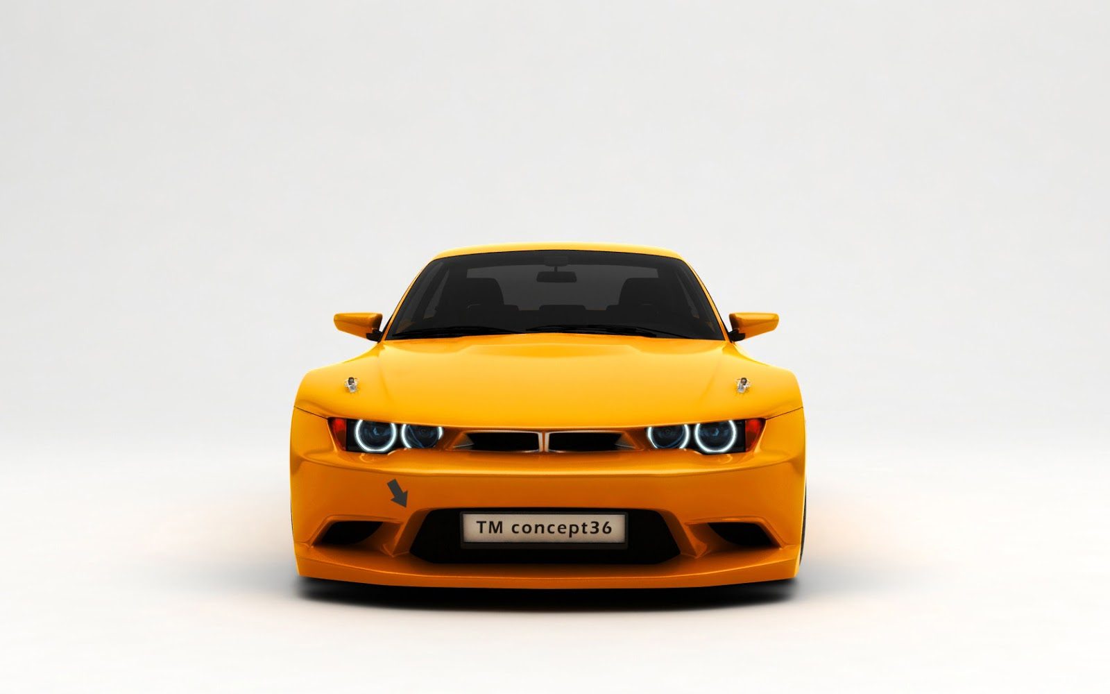 TMcars Wants To Turn Your BMW Series E Into A True Muscle Car - Muscle car tuning shop