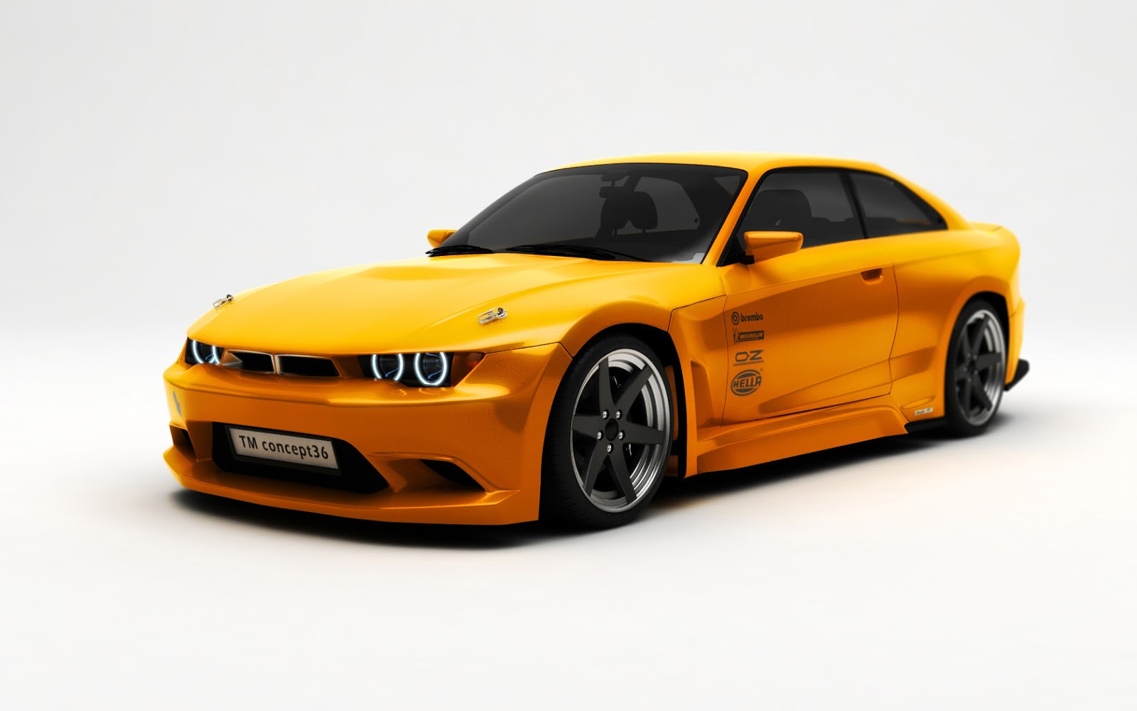 Tmcars Wants To Turn Your Bmw 3 Series E36 Into A True