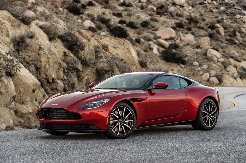 Tpms Issue Prompts Aston Martin Db11 Recall Autoevolution