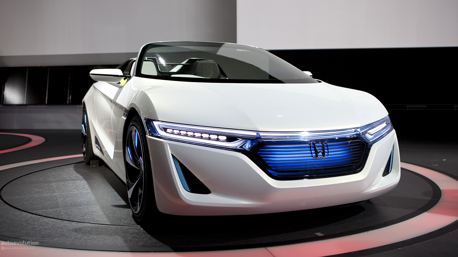 Tokyo 2011 Honda Ev Ster Small Electric Sports Concept