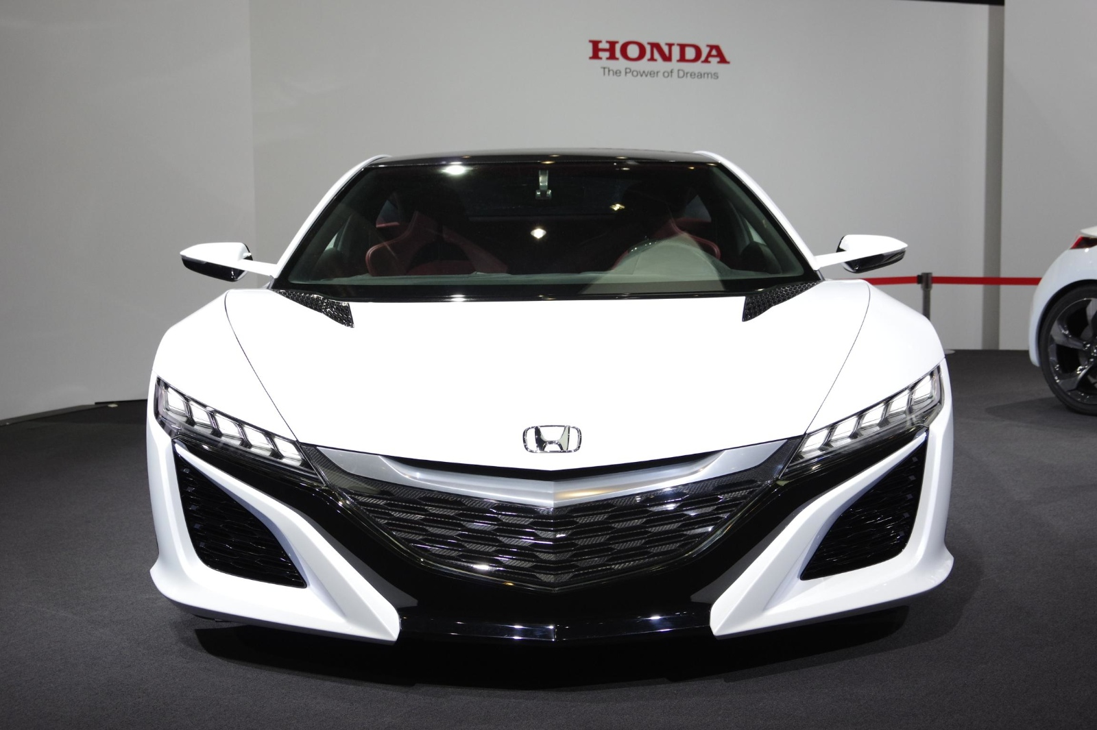 tokyo auto show 2015 honda acura nsx twin turbo in grand prix white neogaf. Black Bedroom Furniture Sets. Home Design Ideas