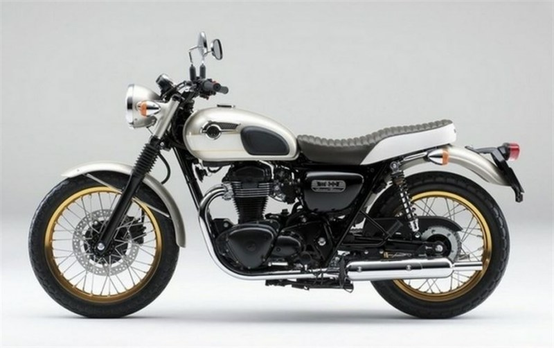 Too Bad This Kawasaki W800 Limited Edition Is Only